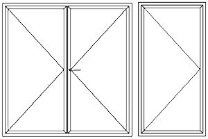 Doors Openings Pentasigma