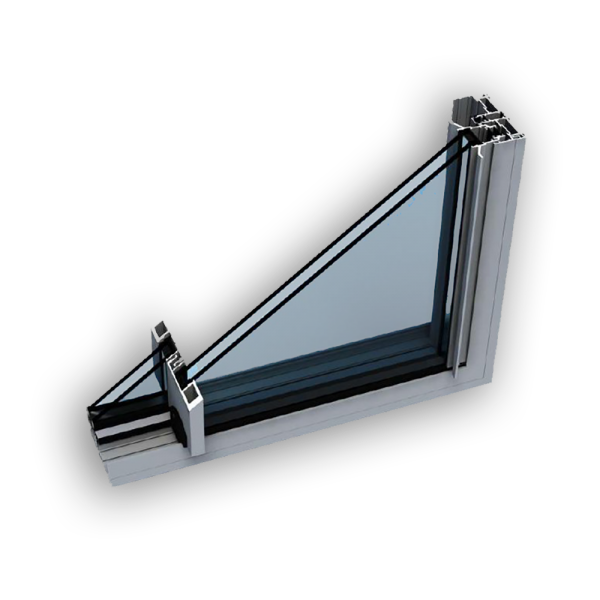 Pentasigma Minimal Frame Sliding Window